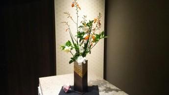 カウンター花